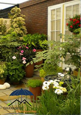 Roof Garden Waterproofing Services